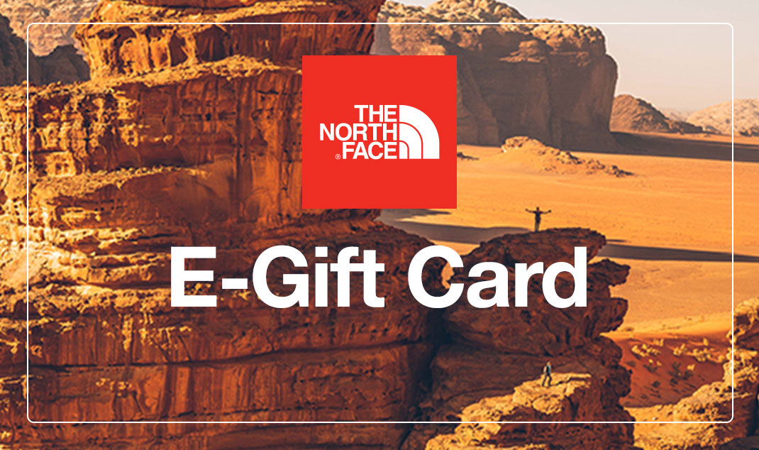 The North Face E-Gift Card
